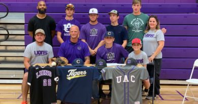 Cormier signs to Champion Christian College