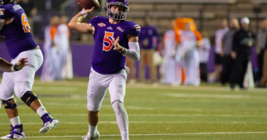 Eppler named Southland Conference Offensive Player of the Week