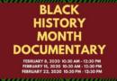 Black History Month Documentary