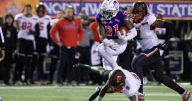 Northwestern's Jared West looks to move forward with football career
