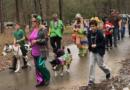 Indian Creek Mardi Gras Pet & Golf Cart Parade