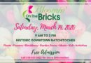 Bloomin' on the Bricks in Natchitoches