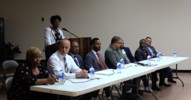 Local NAACP held public meeting to talk about crime