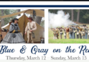 Blue & Gray on the Red, March 12 – 15