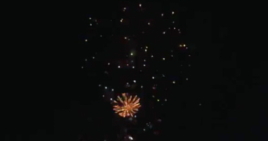City of Alexandria will not host a fireworks show for the fourth of July