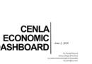 LSUA Cenla Economic Dashboard for June