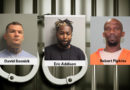 Former Rapides Parish employee, inmates arrested