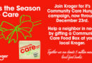 Kroger raising Funds and Food to benefit Food Bank of Central Louisiana