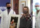 Rapides Regional Medical Center acknowledges a trauma patient success story
