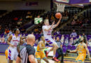 Dominant first half powers Northwestern State surge after power outage