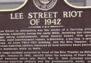 The City of Alexandria remembers 1942 Lee St. riot with new historic marker