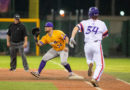 LSUA allows four runs in seventh inning in second game, as it drops twice to William Carey