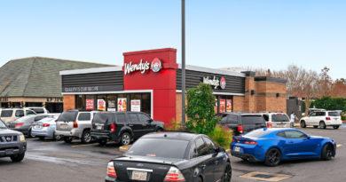 Wendy's Drive-Thru in Alexandria sold to California Buyer