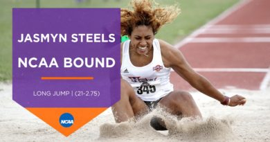 NSU's Jasmyn Steels primed for big stage at NCAA Outdoor Track and Field Championships