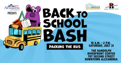 Back to School Bash at the Randolph Riverfront Center
