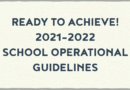 The Louisiana Department of Education releases guidelines for upcoming school year