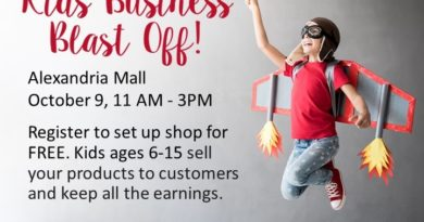 Kids Business Blast Off Event