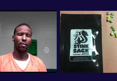 Natchitoches Man Found with Ecstasy, Marijuana and Xanax