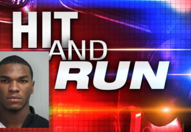 Hit & Run Driver Also Charged with Drugs and Gun