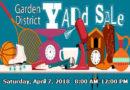 Garden District Yard Sale Day