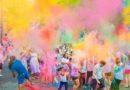 Cenla Holi Fest & Color walk for Kids