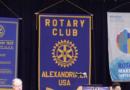 Alexandria Rotary Club Announces Grant Recipients