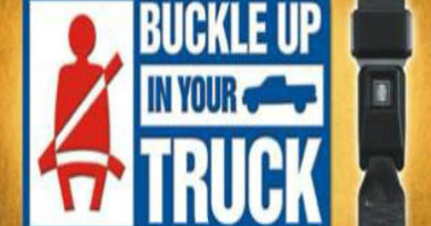 Buckle Up in Your Truck Campaign