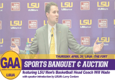 LSUA Sports Banquet and Auction