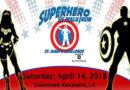Super Hero Challenge 5K and Fun Run!