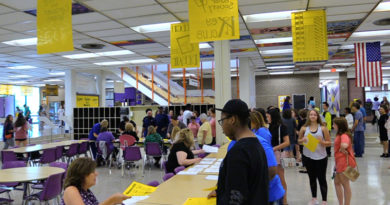 ASH Welcomes Incoming Freshman, Returning Students