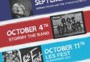 Fall Outdoor Concert Series 2018