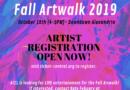 Fall Artwalk 2019