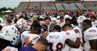 Demons set for another top-25 matchup on Homecoming vs. Central Arkansas