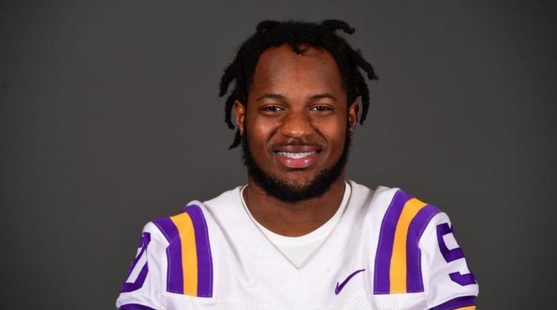 LSU RB Fournette moving on from team – KLAX-TV