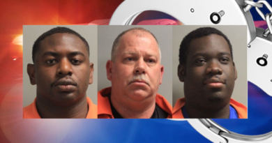 3 RPSO deputies arrested on multiple charges