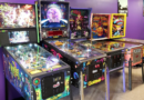 New Arcade features Old School games