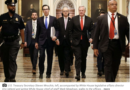 Senate and White House agree on stimulus package early Wednesday morning