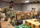 LA Guard assistance continues to grow, now at food banks