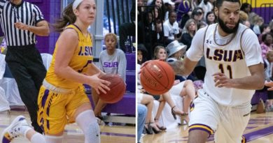 LSUA Thaxton, Vickers among All American Honorees