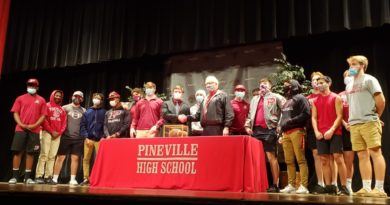 Pineville High welcomes Bell as new football head coach