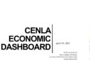 LSUA College of Business released its April 2021 issue of the CENLA Economic Dashboard