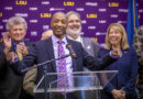 Board of Supervisors Names William Tate IV LSU President