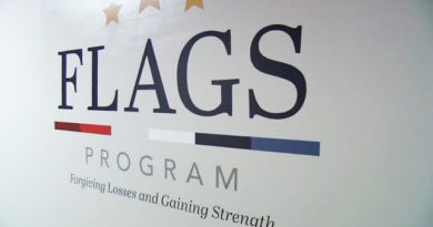 F.L.A.G.S. program designed to help Veterans and Active duty with mental health issues