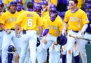 LSU baseball gets NCAA tournament bid; will play Gonzaga in Eugene Regional [VIDEO]