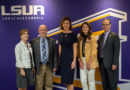 Congresswoman Julia Letlow and staff met with LSUA Administration during Education Tour